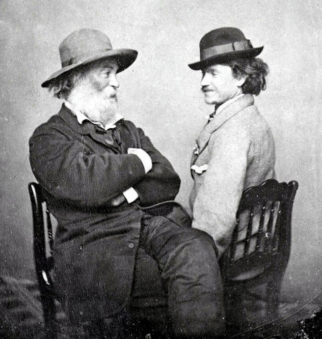 Whitman, Walt (1819-1892) and Doyle