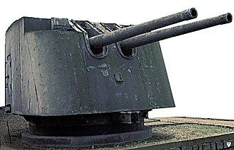 130 mm/50 B13 Pattern 1936 - Image: Wicher II 130