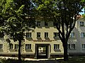 Wien-Penzing - Schimon-Hof - Eingang Cumberlandstraße.jpg