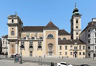Schottenkirche, Vienna - Schottenkirche, Freyung, Vienna