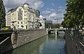 Wientalverbauung, Radetzkybrücke und Wienflussmündung (109551) IMG 4770.jpg