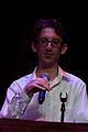 Wikimania 2012 - Q&A Board - Samuel Klein.jpg