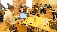 Wikimedia Hackathon 2017 IMG 4314 (34371123360).jpg