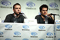 Will Poulter & Dylan O'Brien (13925779422).jpg