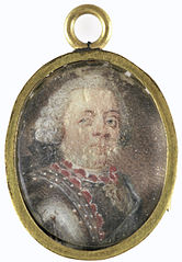 Willem IV (1711-51), prins van Oranje Nassau