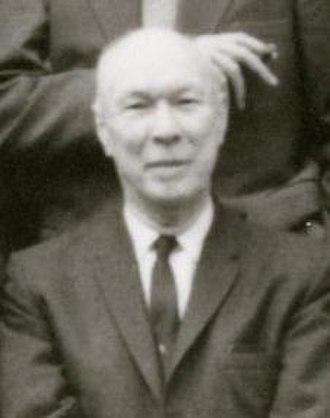 William V. Houston - 1963 in Copenhagen