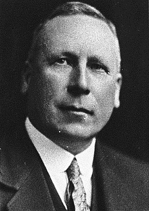 William Burgoyne Taverner - Taverner in 1928.