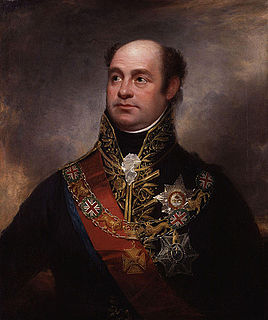 William Beresford, 1st Viscount Beresford British soldier and politician