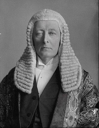 Speaker of the House of Commons (United Kingdom) - William Court Gully