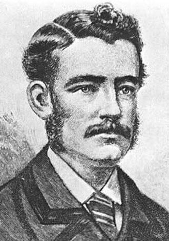 William Gosse (explorer) - William Gosse