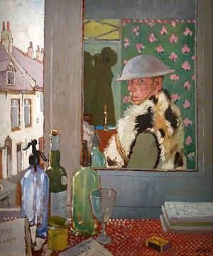 William Orpen - Ready to Start (1917) (Art.IWM ART 2380)