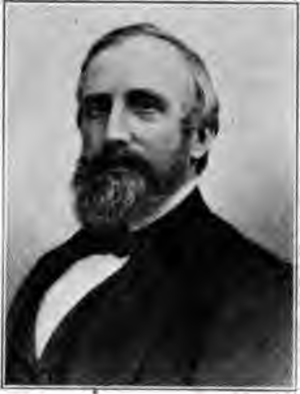 Oregon Iron Company - William S. Ladd led the group of financiers that founded the Oregon Iron Company in 1865