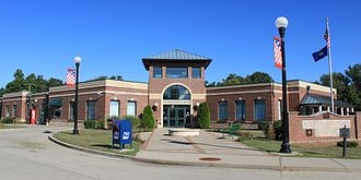 Williamstown, Kentucky - Williamstown Municipal Building
