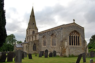 Willoughby on the Wolds - Willoughby on the Wolds St Marys and All Saints
