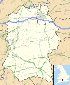 Semington is located in Wiltshire