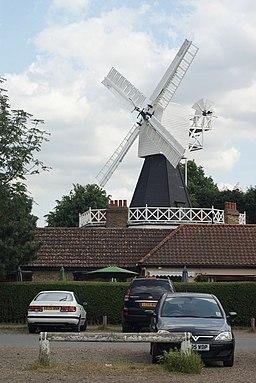 Wimbledon Common - Windmill - geograph.org.uk - 1339693