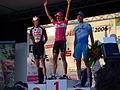 Winners' podium 3-Länder-Tour Stage 1 2006.JPG