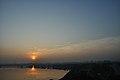 Winter Solstice Sunset - Kolkata 2011-12-22 7699.JPG
