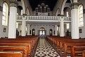 Wismar St. Laurentius. Blick auf die Orgelempore.JPG