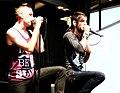 Woe Is Me singers 2011.jpg