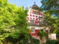 Wohnhaus Georg Metzendorf, Bensheim, Dürerstrasse 5, 1900-02.png