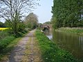 Wolfhall Fields Bridge and Crofton Top Lock No 55, Kennet and Avon Canal - geograph.org.uk - 419439.jpg