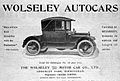 Wolseley autocars, advertisment, 1913. Wellcome L0000762.jpg