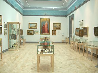 Wolverhampton Art Gallery - The Victorian Room