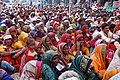 Women at farmers rally, Bhopal, India, Nov 2005.jpg