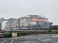 Wonder of the Seas in St-Nazaire (2020).jpg