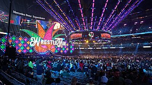 Wrestlemania 32 Sky