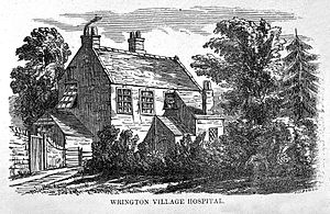 Wrington - Wrington cottage Hospital