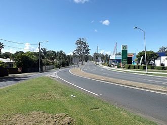 Tingalpa, Queensland - Wynnum Road, 2015