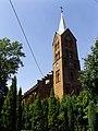 XIX wieczny kościół we wsi Ostaszewo - panoramio.jpg