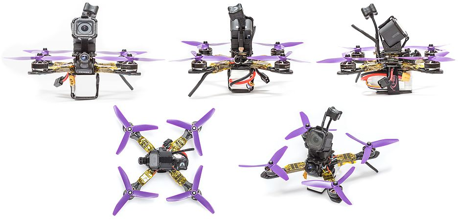 Xlabs Shrike-200 V2 5″ FPV quad with components collage.jpg