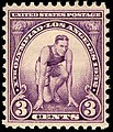 Xth Olympiad Los Angeles Runner 3c 1932 issue U.S. stamp.jpg