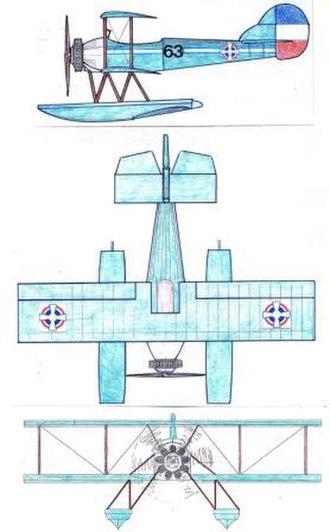 Hanriot H.41 - Yugoslavia HD.41H