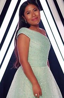 Yalitza Aparicio Mexican actress