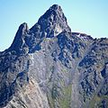 Yarigatake Sanso (from Mount Nukedo).JPG
