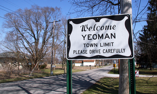 Yeoman, Indiana Town in Indiana, United States