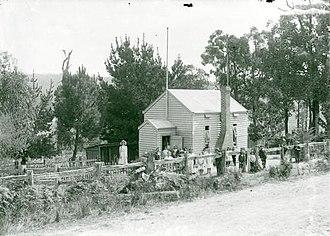 Yinnar South, Victoria - Yinnar South Primary School, 1914