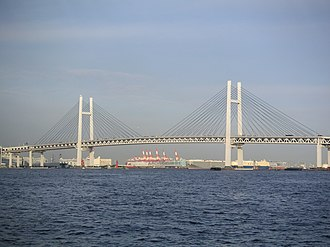 Taisei Corporation - Image: Yokohama Baybridge