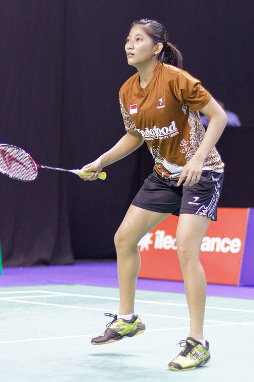 Yonex IFB 2013 - Eightfinal - Gebby Ristiyani Imawan - Tiara Rosalia Nuraidah — Misaki Matsutomo - Ayaka Takahashi 06