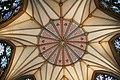 York Minster Chapter House Ceiling 2 (7569122434).jpg