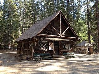 Yosemite Transportation Company Office building in Wawona, California, United States