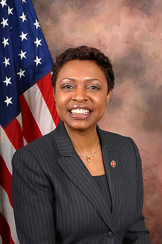 Yvette Clarke - Clarke's first official photo