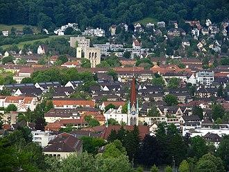Unterstrass - Image: Zürich Käferberg Wipkingen Unterstrass IMG 2962