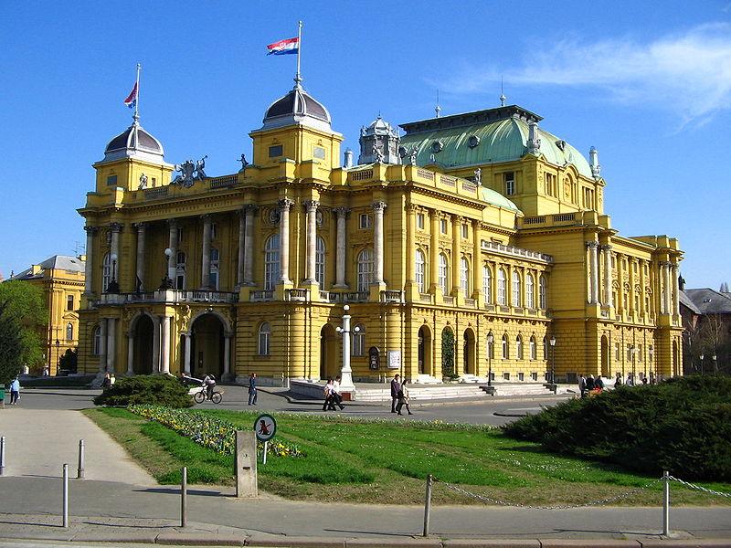 Zageb Croatian National Theater.jpg