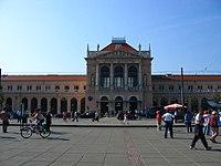 Zagreb, Main Station.JPG