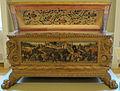 Zanobi di domenico, jacopo del sellaio e biagio d'antonio, cassone nerli, 1472, 01.JPG
